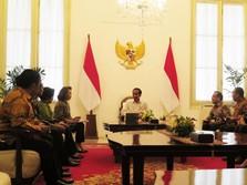 Klaim Istana: Jokowi Berkomitmen Perkuat Posisi KPK