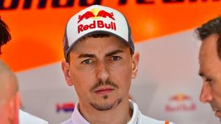 Jelang MotoGP Inggris, Honda Larang Lorenzo Bicara