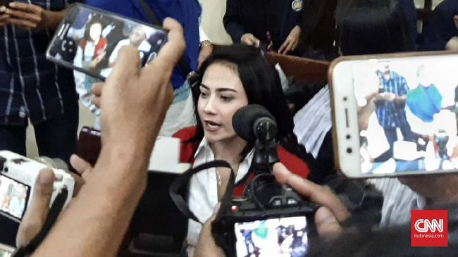 Vanessa Angel Belum Dipastikan Bebas 29 Juni
