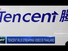 Tencent Rilis Streaming Video di Thailand