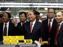 Salip RI, di Vietnam Tanah Gratis, Buruhnya Produktif