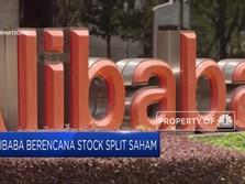 Alibaba Berencana Stock Split Saham
