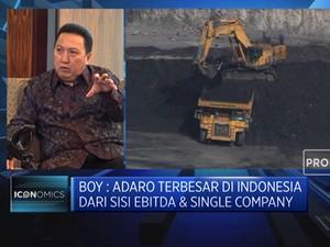 Kerajaan Bisnis Adaro Energy