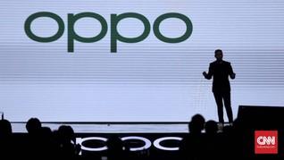 Oppo Klaim Ponsel Seri A Digunakan 160 Juta Pengguna