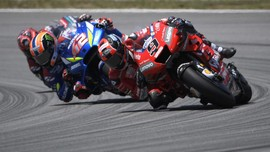 Petrucci Nyaris Terlindas Quartararo di MotoGP Australia