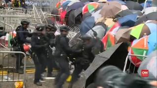 VIDEO: Polemik RUU Ekstradisi, pemimpin Hong Kong Minta Maaf