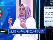 Soal Asumsi Makro 2020, Ekonom: Masih Realistis