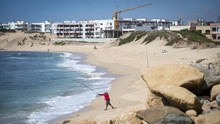 Kini Tersisa Batu, Pasir Pantai Maroko Dijarah Mafia