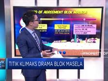 Titik Klimaks Drama Blok Masela