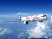 Boeing Kalah Telak, Airbus Kirim 389 Pesawat di Semester I