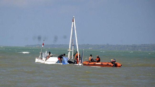 Kapal Kepil Pertamina Tenggelam di Belawan, Nakhoda Meninggal