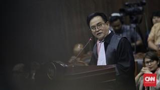 Yusril Beri Sinyal Incar Kursi Menkumham Jokowi