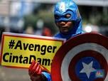 Jokowi & Deretan Film Hollywood yang Jadi Analogi Pidatonya