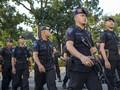 Ratusan Polisi Dikirim ke Empat Lawang Usai Bentrok Warga