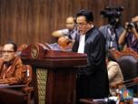 Yusril Pede MK Tolak Gugatan Kecurangan TSM Prabowo-Sandi