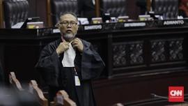 Interupsi Saksi, Bambang Widjojanto Diancam Diusir Hakim MK