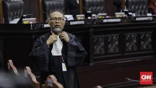 BW Soroti Tak Konsistennya Hakim MK atas Kecurangan TSM