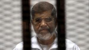 FOTO: Mohamed Mursi, Anak Petani di Kursi Presiden Mesir