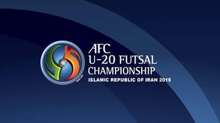 Semifinal Piala Asia Futsal U-20: Indonesia vs Afghanistan