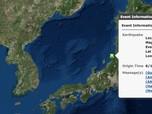 Gempa Magnitudo 6,8 Guncang Jepang, Potensi Tsunami