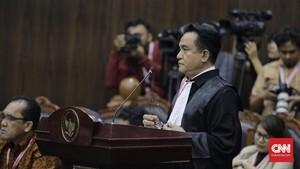 Yusril Kutip Surat Al-Maidah saat Jawab Gugatan Prabowo di MK