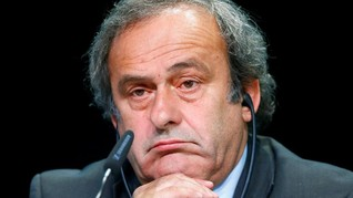 Kronologi Kasus Korupsi Platini Terkait Piala Dunia 2022