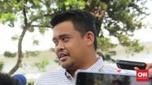 Pilkada Medan, Menantu Jokowi Merapat ke Kantor Golkar