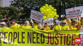 13 Ribu Aparat TNI/Polri Kawal Sidang Sengketa Pilpres di MK