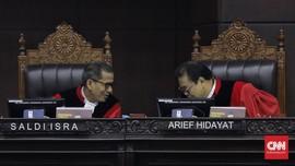 MK Tolak Keberatan KPU atas Perbaikan Permohohan Prabowo