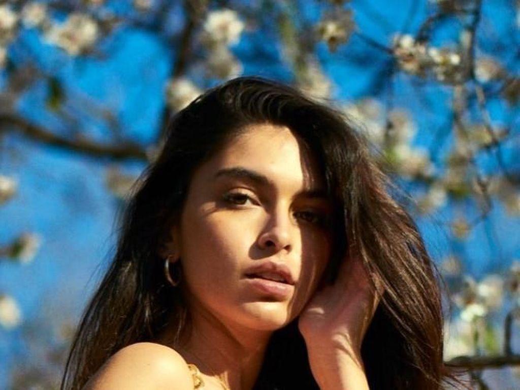 Potret Lucia Rivera Romero, Kekasih Marc Marquez