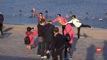 170 Turis China Dijamu Istimewa Saat Warga Cemas Virus Corona