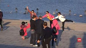VIDEO: Korea Utara 'Diserbu' Turis China