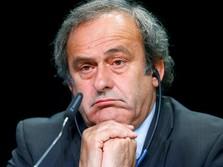 Michel Platini Ditangkap Gara-gara Piala Dunia Qatar 2022