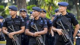 Polda Maluku Utara Kembali Kirim 100 Brimob ke Papua
