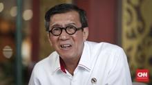 Ade Armando dkk Bikin Petisi Jokowi Pecat Yasonna Laoly