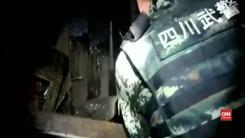 VIDEO: 12 Orang Tewas Akibat Gempa Magnitudo 6.0 di China