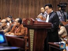 Yusril Minta MK Tolak Gugatan Prabowo