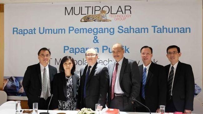 MLPL LPPF Fitch Pangkas Peringkat Multipolar & Tarik Ratingnya, Kenapa?
