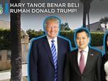 Hary Tanoe Beli Rumah Donald Trump Rp 193 M