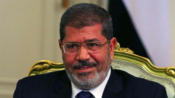 Mantan Presiden Mesir Muhammad Mursi Meninggal Dunia