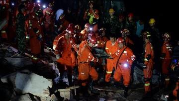 Alert! China Gempa Magnitudo 6, 2 Tewas dan Puluhan Terluka thumbnail