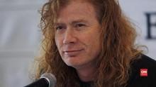VIDEO: Peluang David Mustaine 'Megadeth' Sembuh 90 Persen