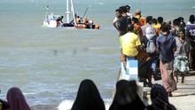 Dua Korban Kapal Tenggelam KM Arim Jaya Belum Ditemukan