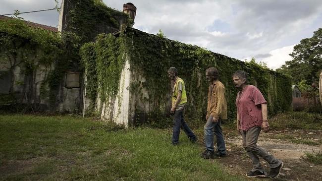 Untuk mewujudkan mimpinya, kini sebuah tur bertema The Walking Dead resmi dilangsungkan di Riverwood Studios, Amerika Serikat.