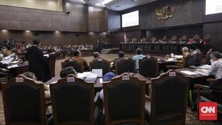 MK Percepat Putusan Sengketa Pilpres Jadi 27 Juni