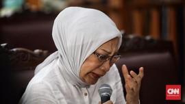 Mengeluh Tekanan Darah Tinggi, Ratna Diminta Hakim Jaga Emosi