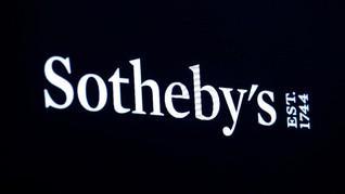 Rumah Lelang Sotheby's Dijual Seharga US$3,7 Miliar