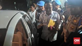 Polisi Hentikan Sementara Pemeriksaan Sofjan Jacob