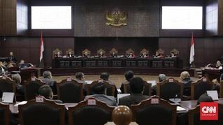 'Muka Lama' Dominan, Masa Jabatan Anggota DPR Digugat ke MK