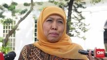 Sindir Pertahanan RI Lemah, Khofifah Dukung Prabowo Menhan